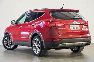 2015 Hyundai Santa Fe DM3 MY16 Highlander Red 6 Speed Sports Automatic Wagon Myaree Melville Area Preview