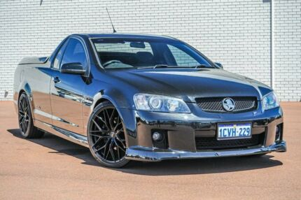 2007 Holden Ute VE SS V Black 6 Speed Sports Automatic Utility Morley Bayswater Area Preview