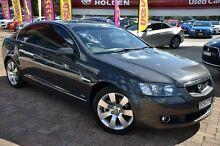 2007 Holden Calais VE MY08 V Grey 6 Speed Automatic Sedan Campbelltown Campbelltown Area Preview