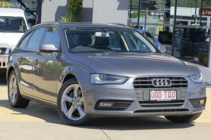 2013 Audi A4 B8 8K MY14 Avant Multitronic Grey 8 Speed Constant Variable Wagon Yeerongpilly Brisbane South West Preview