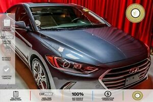 2017 Hyundai Elantra GLS SUNROOF! BT! BACKUP CAM!