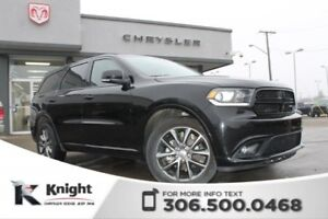 2017 Dodge Durango GT - 7 Passenger - Dual Screen BluRay/DVD - M