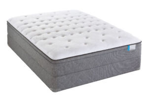 Queen size pillow top Mattress on SALE for only $199.