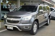 2012 Holden Colorado RG MY13 LTZ Crew Cab Grey 6 Speed Sports Automatic Utility North Brighton Holdfast Bay Preview