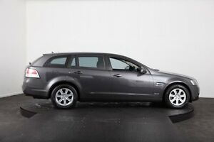 2009 Holden Commodore VE MY10 Omega Grey 6 Speed Automatic Sportswagon Mulgrave Hawkesbury Area Preview