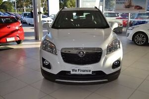 2016 Holden Trax TJ MY17 LTZ White 6 Speed Automatic Wagon Mill Park Whittlesea Area Preview