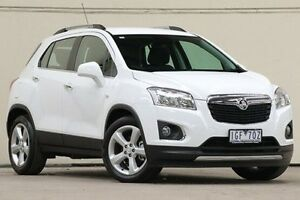2015 Holden Trax White Automatic Wagon Vermont Whitehorse Area Preview