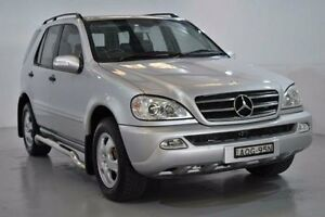 2003 Mercedes-Benz ML350 W163 Luxury Silver Sports Automatic Wagon Lansvale Liverpool Area Preview