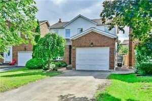 3+2 Bedrooms Detached House With Finished Basement Apartment