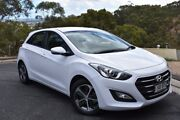 2015 Hyundai i30 GD3 Series II MY16 Active X White 6 Speed Sports Automatic Hatchback St Marys Mitcham Area Preview
