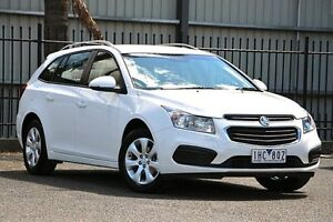 2016 Holden Cruze JH MY16 CD Summit White 6 Speed Automatic Sportswagon Oakleigh Monash Area Preview