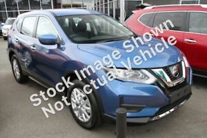2018 Nissan X-Trail T32 Series II ST X-tronic 4WD Marine Blue 7 Speed Constant Variable Wagon Liverpool Liverpool Area Preview