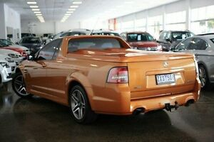 2010 Holden Ute VE MY10 SV6 6 Speed Sports Automatic Utility Frankston Frankston Area Preview