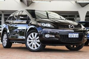 2007 Mazda CX-7 ER1031 MY07 Luxury Maroon 6 Speed Sports Automatic Wagon Willagee Melville Area Preview