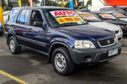 2000 Honda CR-V 4WD Blue 4 Speed Automatic Wagon Ringwood East Maroondah Area Preview