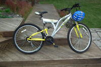 4 ADULT BIKES 5 KIDS ROAD BIKES  IN EXCELLENT CONDTION