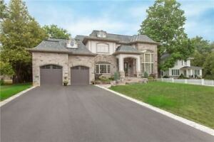 Newer Custom 7000sf Home for Rent in Bronte East Oakville