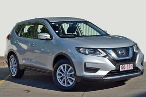 2017 Nissan X-Trail T32 ST X-tronic 2WD Silver 7 Speed Constant Variable Wagon Kedron Brisbane North East Preview