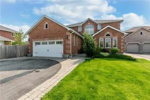 Barrie Detached Home with finished basement