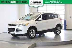 2016 Ford Escape Titanium 4WD *Navitgation-Heated Seats-Reverse