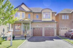 Absolutely Beautiful Detached Stunning 4 Bdrm, 4 Bathrm Home