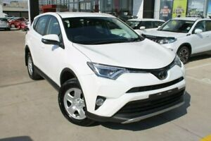 2017 Toyota RAV4 ASA44R GX AWD White 6 Speed Sports Automatic Wagon Hoppers Crossing Wyndham Area Preview