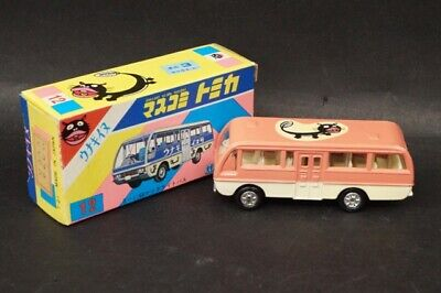 TOMICA mass media TOMICA 12 Mazda light bus eel dog made in Japan Model car for sale  Shipping to Nigeria