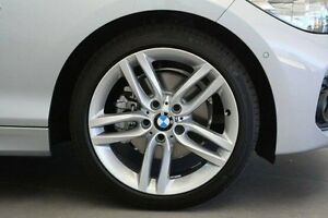 2016 BMW 120I F20 LCI M Sport Steptronic Silver 8 Speed Sports Automatic Hatchback Wangara Wanneroo Area Preview