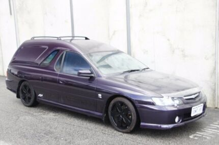 2003 Holden Ute VY II SS Purple 6 Speed Manual Utility