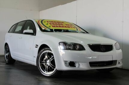 2012 Holden Commodore VE II MY12.5 Z-Series White 6 Speed Automatic Sportswagon