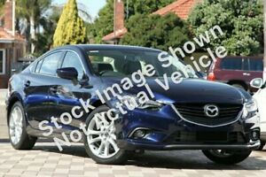 2013 Mazda 6 GJ1021 GT SKYACTIV-Drive Blue 6 Speed Sports Automatic Sedan Liverpool Liverpool Area Preview