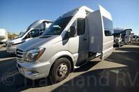 2015 LEISURE TRAVEL VAN FREESPIRIT SS MERCEDES DIESEL TRIPLE E