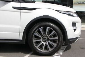 2014 Land Rover Range Rover Evoque L538 MY14 SD4 Dynamic Fuji White 9 Speed Sports Automatic Wagon Buderim Maroochydore Area Preview
