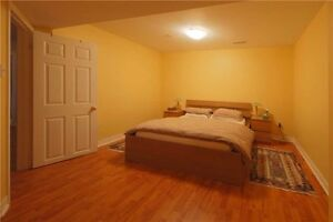 Specious one bed room new Basement