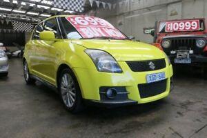2009 Suzuki Swift EZ 07 Update Sport 5 Speed Manual Hatchback Mordialloc Kingston Area Preview
