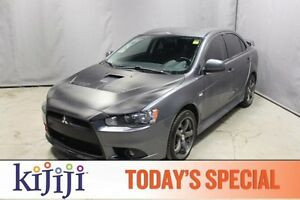 2011 Mitsubishi Lancer AWC RALLIART Heated Seats,  Bluetooth,  A