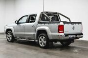 2012 Volkswagen Amarok 2H MY12.5 TDI420 4Motion Perm Ultimate Silver 8 Speed Automatic Utility Welshpool Canning Area Preview