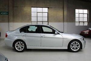 2008 BMW 320i E90 Silver Sports Automatic Sedan Knoxfield Knox Area Preview