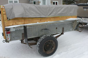 trailer avail to sell or trade for another