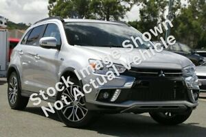 2018 Mitsubishi ASX XC MY18 LS 2WD Silver 1 Speed Constant Variable Wagon Mount Gravatt Brisbane South East Preview