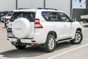 2017 Toyota Landcruiser Prado White Sports Automatic Wagon Welshpool Canning Area Preview
