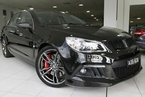 2015 Holden Special Vehicles Clubsport GEN-F MY15 R8 Black 6 Speed Manual Sedan North Melbourne Melbourne City Preview