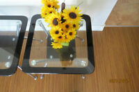 Two Side Tables - Like New - $50 each
