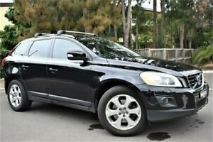 2010 Volvo XC60 DZ MY11 T6 Geartronic AWD Black 6 Speed Sports Automatic Wagon Five Dock Canada Bay Area Preview