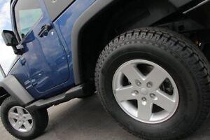 2010 Jeep Wrangler JK MY2010 Sport Blue 4 Speed Automatic Softtop
