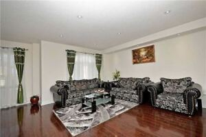 Beautiful 3bed 3bath Brampton Home New On Market For Only $2100