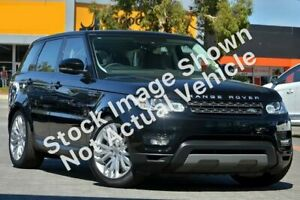 2015 Land Rover Range Rover Sport L494 16MY TdV6 CommandShift SE Black 8 Speed Sports Automatic Clarkson Wanneroo Area Preview