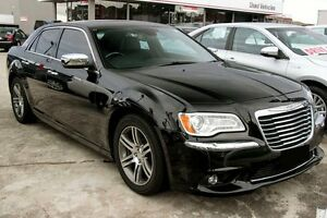 2013 Chrysler 300 LX MY13 C E-Shift Black 8 Speed Sports Automatic Sedan Preston Darebin Area Preview
