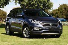 2015 Hyundai Santa Fe DM3 MY16 Elite Blue 6 Speed Sports Automatic Wagon Victoria Park Victoria Park Area Preview
