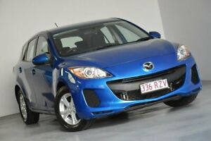 2011 Mazda 3 BL10F2 Neo Activematic Blue 5 Speed Sports Automatic Hatchback